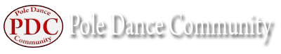 Pole Dance Community Logo